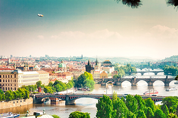 Photography of Prague - Prague bridges
