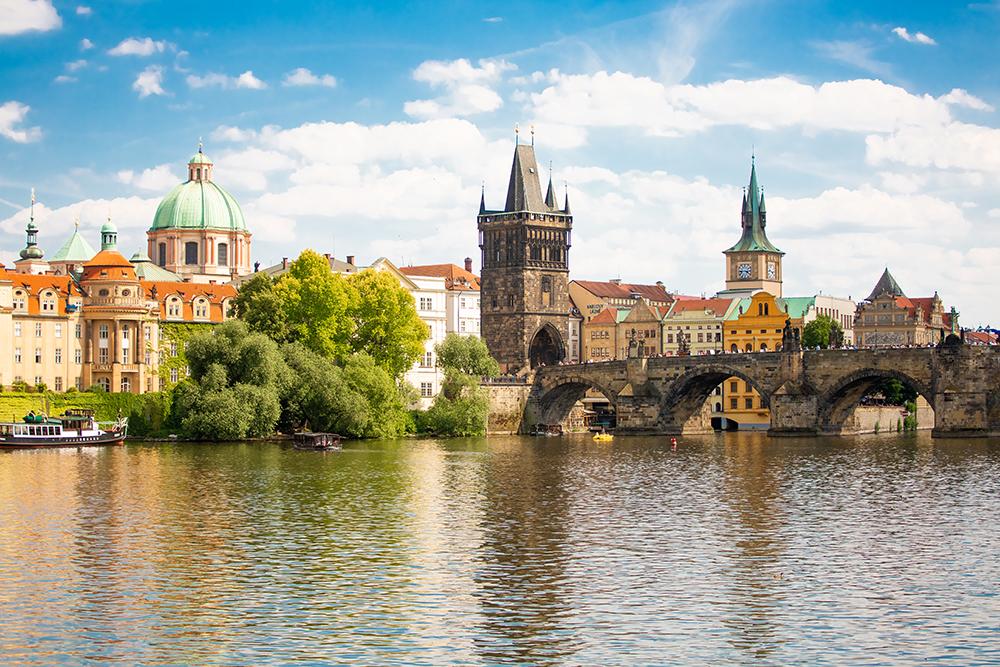 Charles Bridge Prague